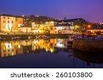 custom house quay harbour...