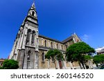 Cathedral Of Aviles In Asturia...