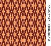 seamless abstract copper... | Shutterstock . vector #260270420