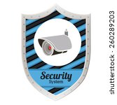 security and insurance design ...   Shutterstock .eps vector #260289203