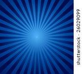ray background vector   Shutterstock .eps vector #26029099