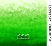 Abstract Green Geometric...