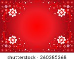 vector background | Shutterstock .eps vector #260385368