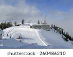 Ski Resort Tarvisio  Monte...