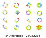 set of vector design elements | Shutterstock .eps vector #26052295