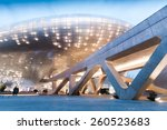seoul  south korea   february... | Shutterstock . vector #260523683