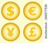 currency symbols and money...