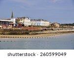 Postcard View Of Bridlington...