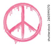 Peace And Love Sign...