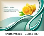 lemon | Shutterstock .eps vector #26061487