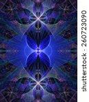 original abstract background... | Shutterstock . vector #260723090