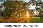 Panorama Of Summer   Autumn...