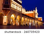 Sukiennice And Town Market In...