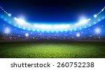 stadium | Shutterstock . vector #260752238