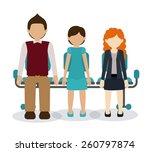 travel icon design  vector... | Shutterstock .eps vector #260797874