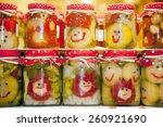 Funny Jars Of Pickled...