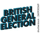 British General Election words.