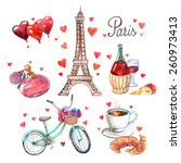 Paris Love Romance Heart...