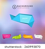 abstract colorful background... | Shutterstock .eps vector #260993870