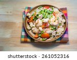 Thai Spicy Seafood Salad With...