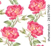 Pink Wild Rose Flower...
