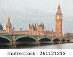 Big Ben And Parliament Buildin...