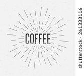 abstract creative concept... | Shutterstock .eps vector #261333116