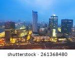 warsaw  poland   28 february... | Shutterstock . vector #261368480