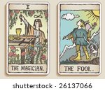 6th,artistic,belief,cards,clumsy,conjurer,destiny,divination,doodle,drawing,fool,fortune,future,game,good