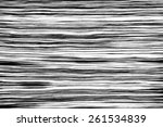 Black Stripes Over White...