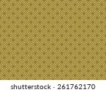 Seamless Decoration Pattern Of...