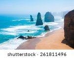 The Twelve Apostles  A Famous...