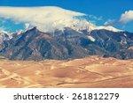 Great Sand Dunes National Park...