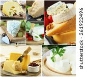 Collage Of Various Types Of...