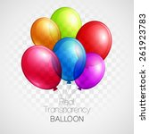Festive Balloons Real...