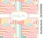 Shabby Chic Congratulation Card....
