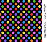 Seamless Geometric Pattern With ...