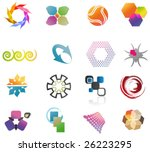vector design elements | Shutterstock .eps vector #26223295