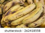 Real Organic Ripe Banana Fruit...