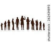 perspective | Shutterstock .eps vector #262434893
