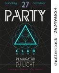 party flyer nightclub flyer