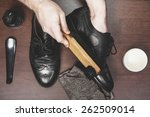 Formal Business Men Leather...