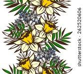 abstract elegance seamless... | Shutterstock .eps vector #262520606