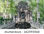 Medici Fountain In The...