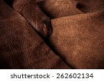 ������, ������: Brown Leather Sheets for