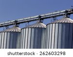 silos for agricultural goods in ...
