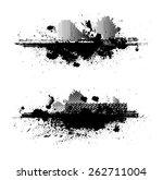 edges vector set   design... | Shutterstock .eps vector #262711004