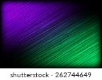 abstract neon scrawl background ...   Shutterstock .eps vector #262744649