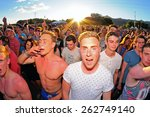benicassim  spain   july 20 ... | Shutterstock . vector #262749140