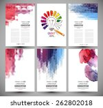 design of progress bar  loading ... | Shutterstock .eps vector #262802018